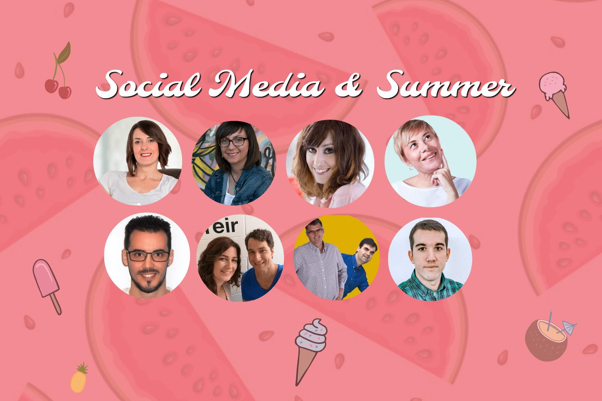 ¿Qué hace un emprendedor online con sus Redes Sociales en verano? [Parte II]