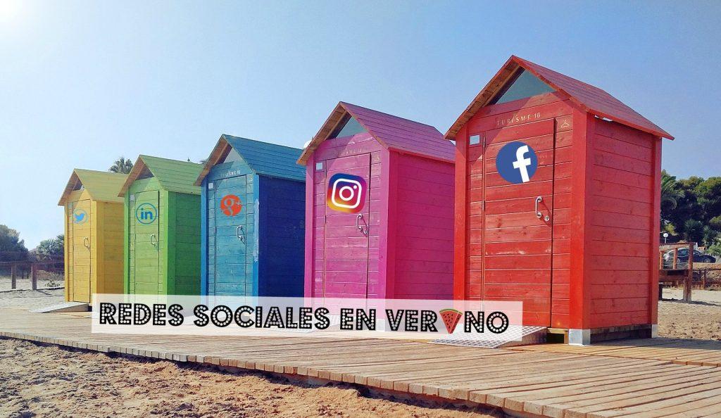 Qué hacer con las Redes Sociales en verano [Parte I]