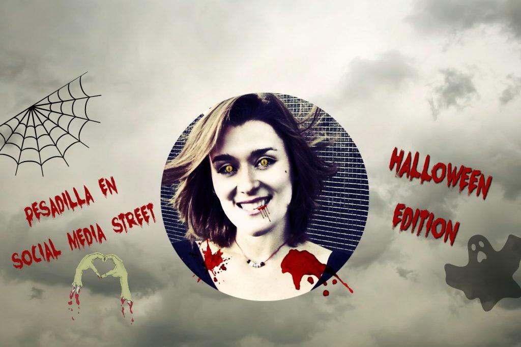 Qué NO hacer en Social Media. 25 cosas que dan mucho miedo en Redes Sociales [Halloween Edition]