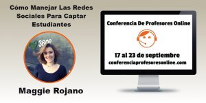 Conferencias Profesores Online 2017