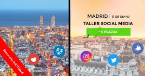 Taller Social Media Madrid