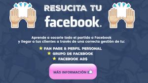 TALLER MARZO RESUCITA TU FACEBOOK - Socia Maggie - Tu social media de cabecera